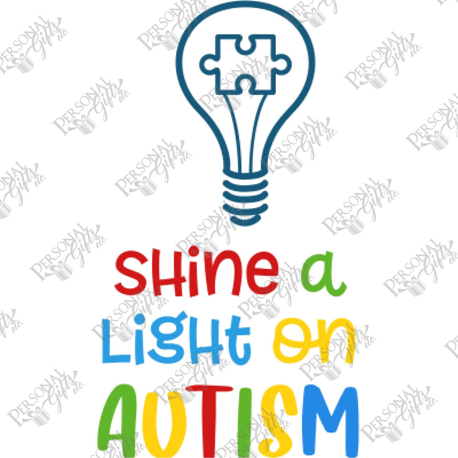 HTV- Shine A Light On Autism