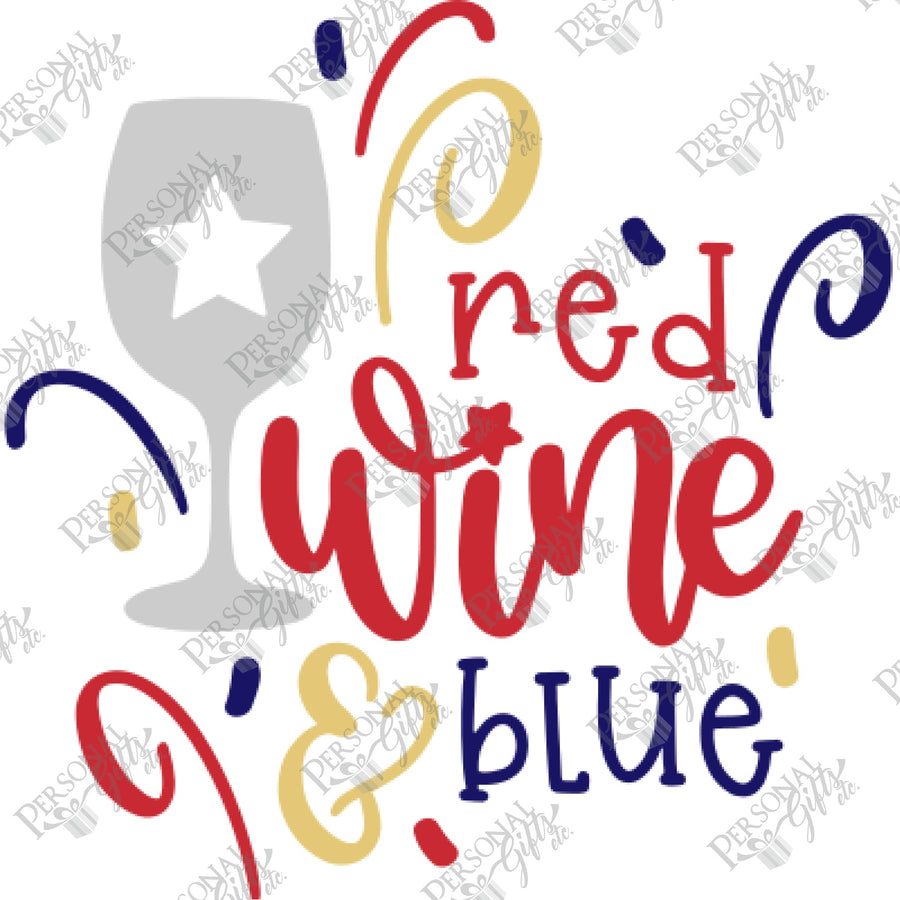HTV- Red, Wine, & Blue