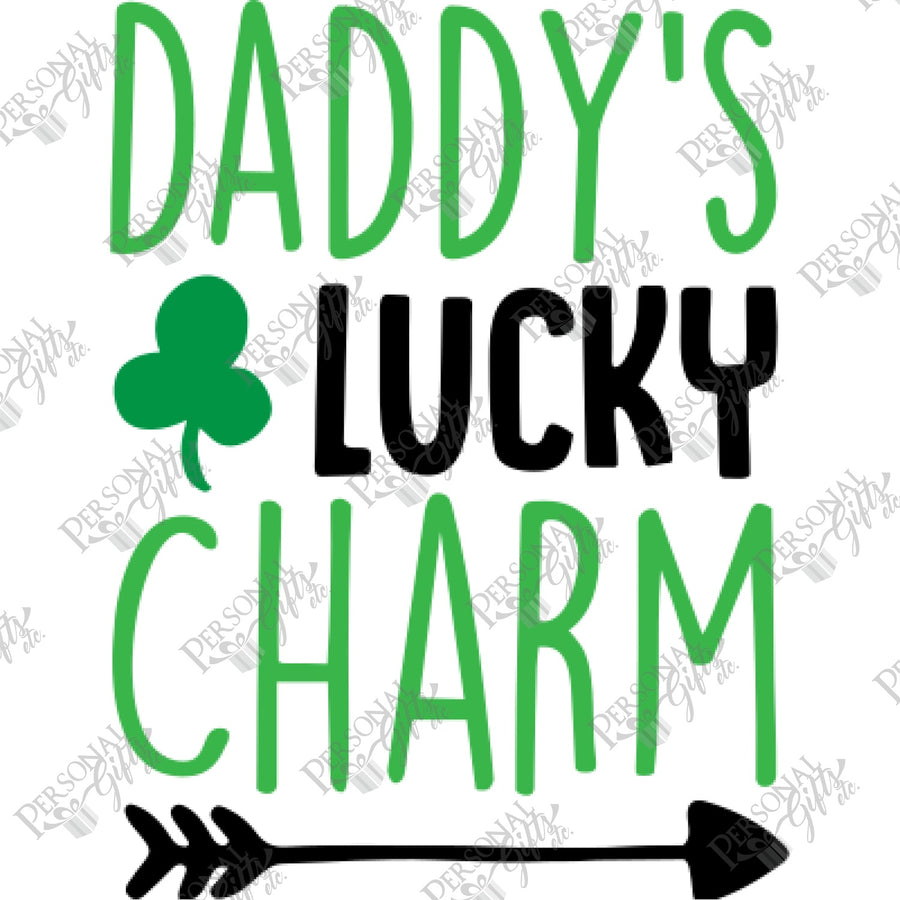 HTV- Daddy's Lucky Charm