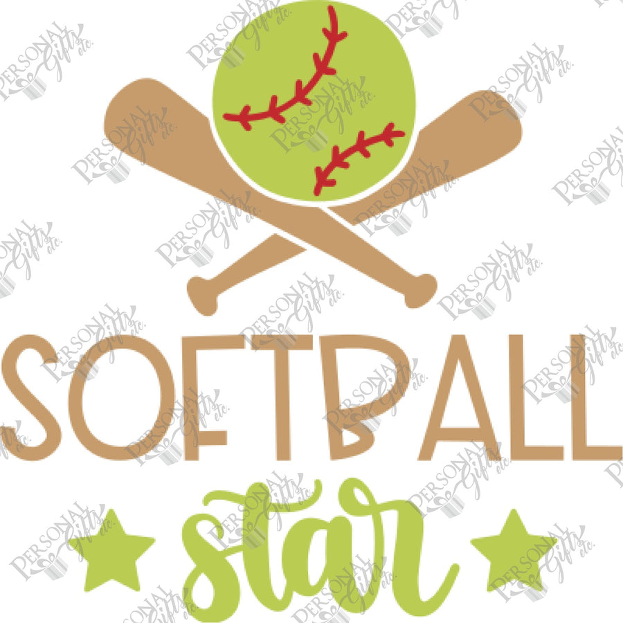 HTV- Softball Star