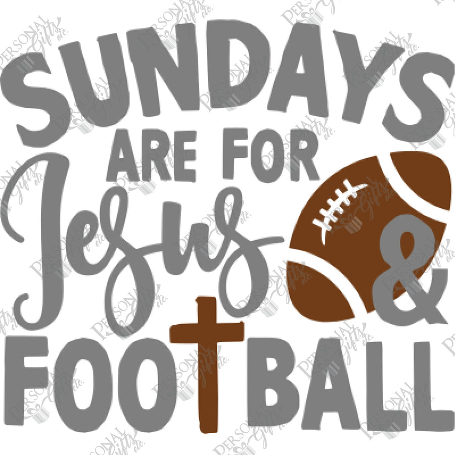 HTV- Jesus & Football