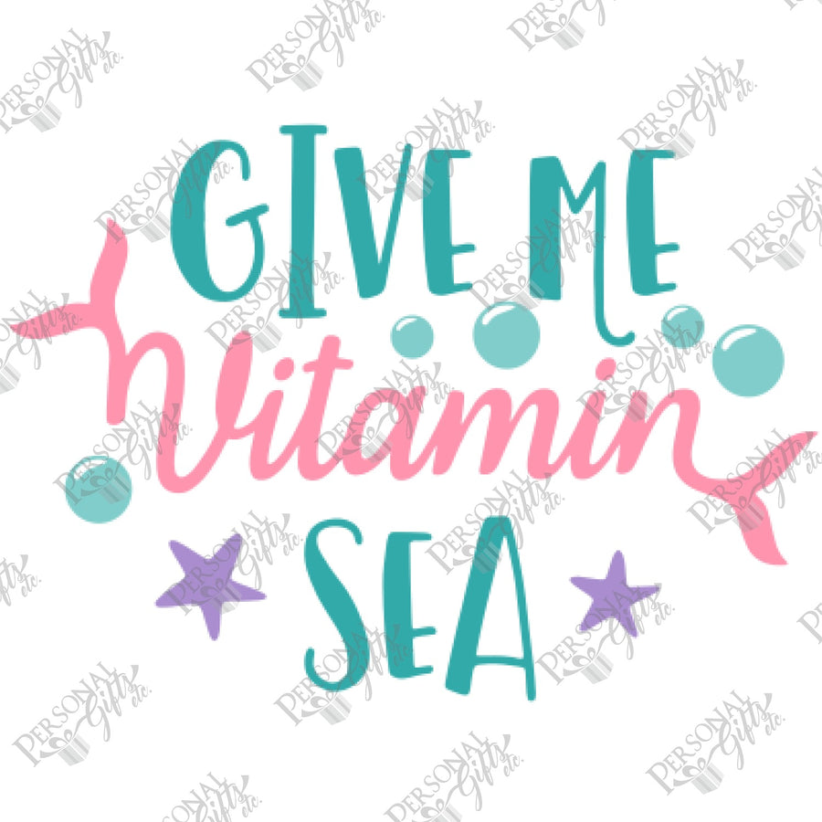 HTV- Vitamin Sea