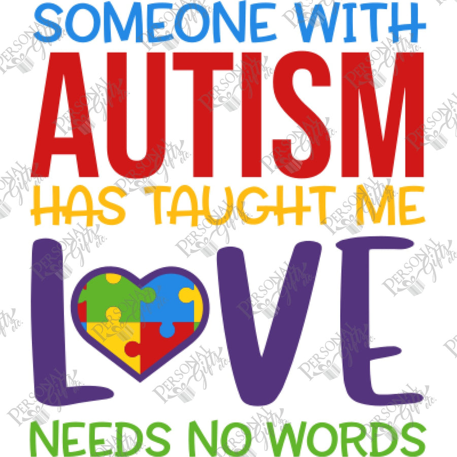 HTV- Someone With Autism
