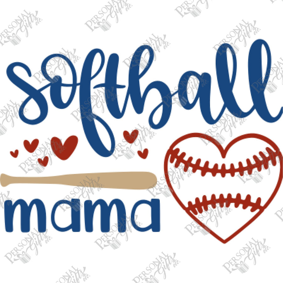 HTV- Softball Mama