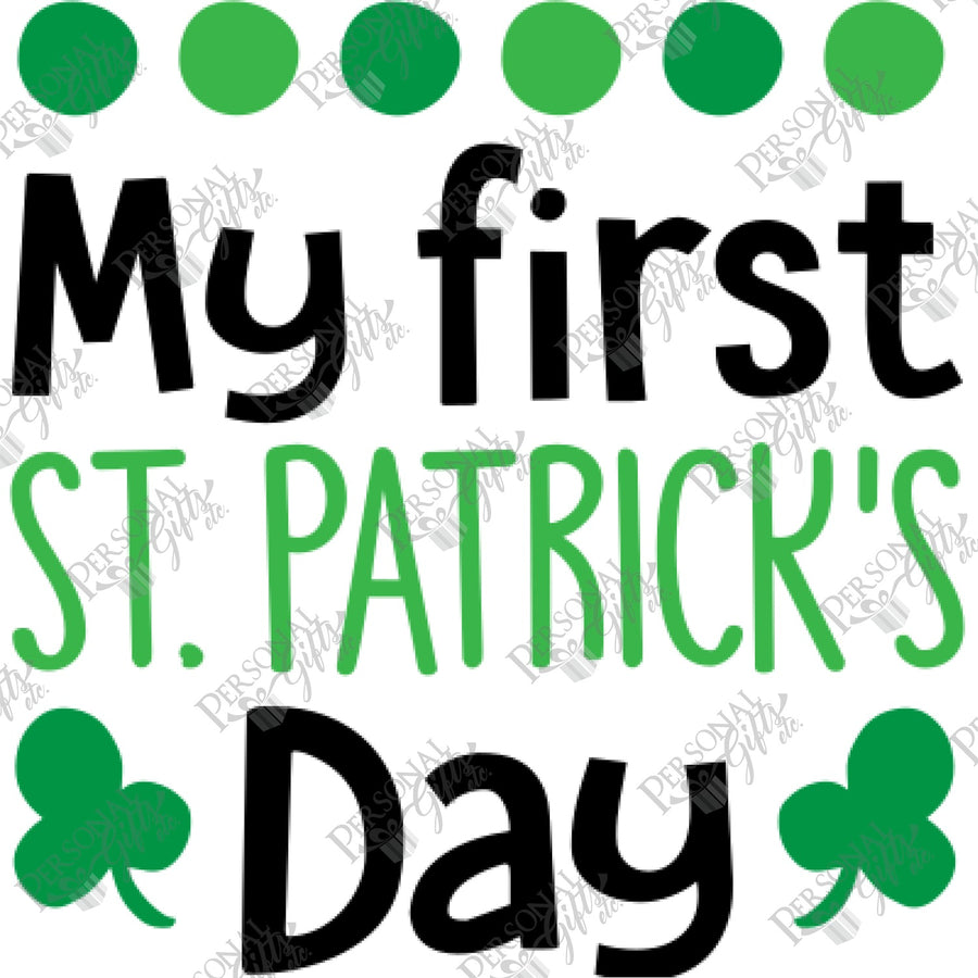 HTV- My First St. Patrick's Day