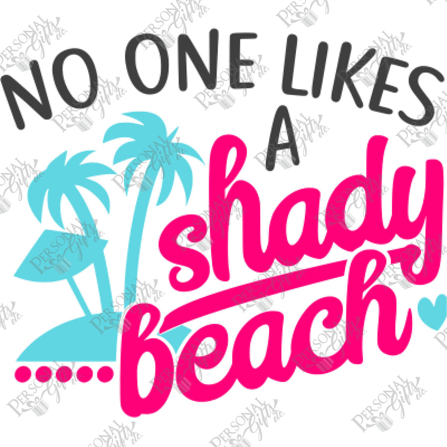 HTV- No One Likes A Shady Beach