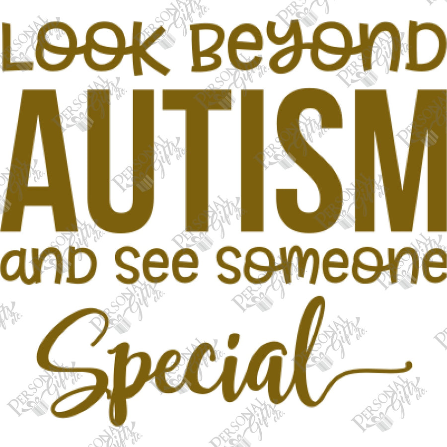 HTV- Look Beyond Autism