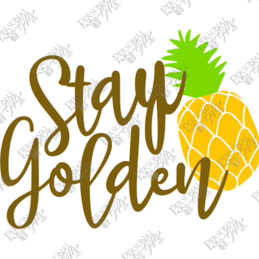 HTV- Stay Golden
