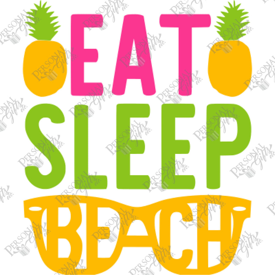 HTV- Eat, Sleep, Beach