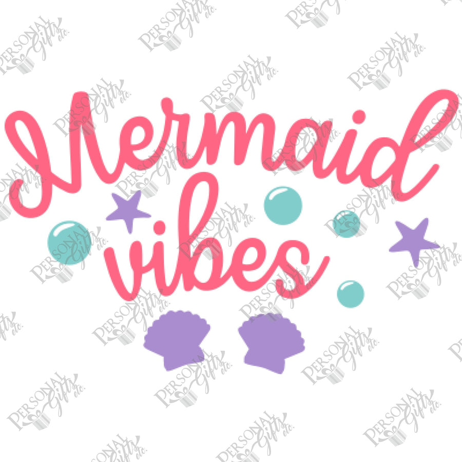 HTV- Mermaid Vibes