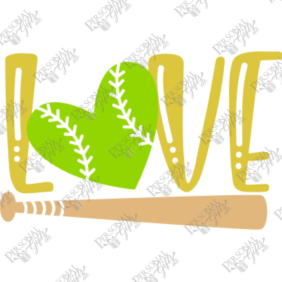 HTV- Love Softball