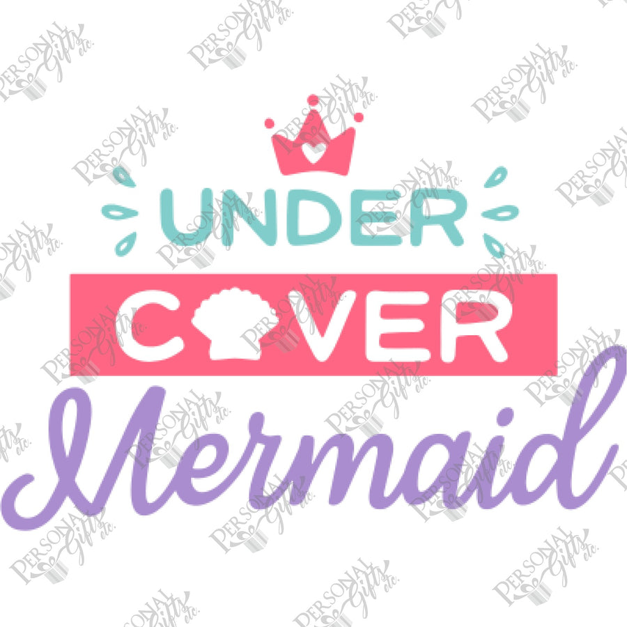 HTV- Undercover Mermaid