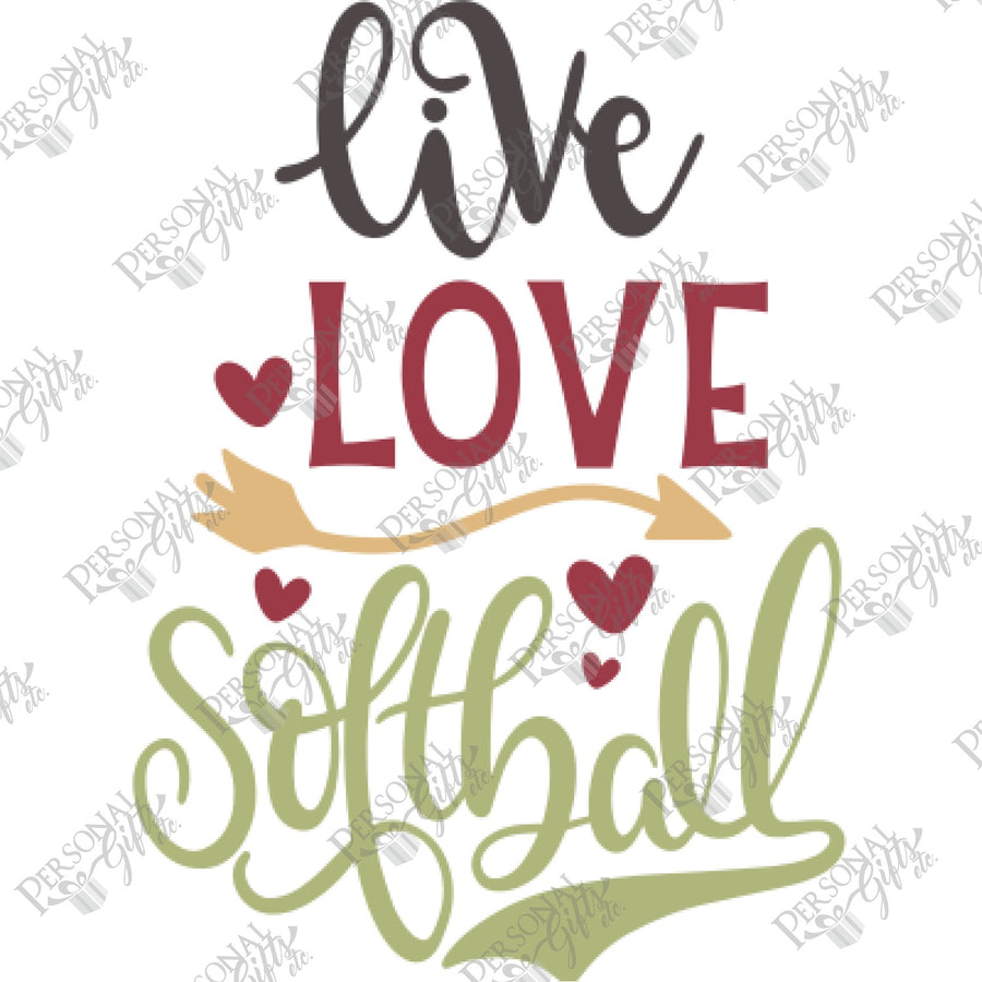 HTV- Live, Love, Softball