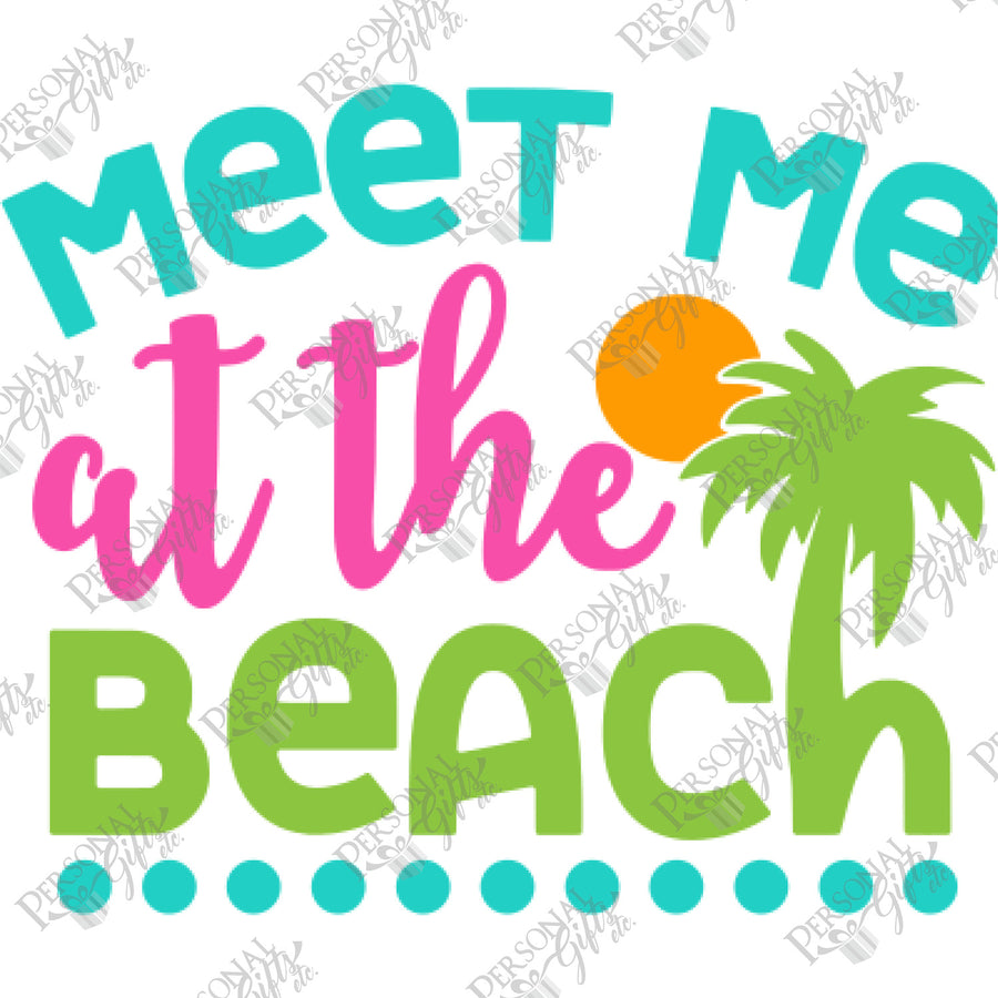 HTV- Meet Me At The Beach