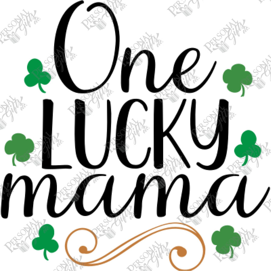 HTV- One Lucky Mama