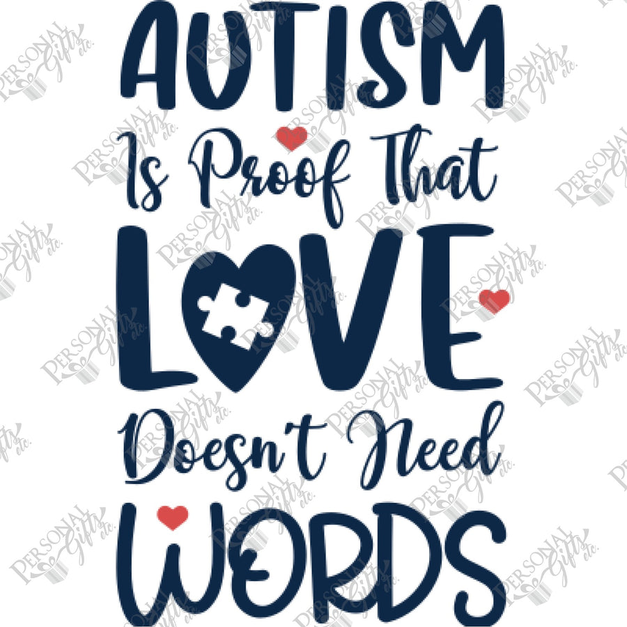 HTV- Autism Is Proof