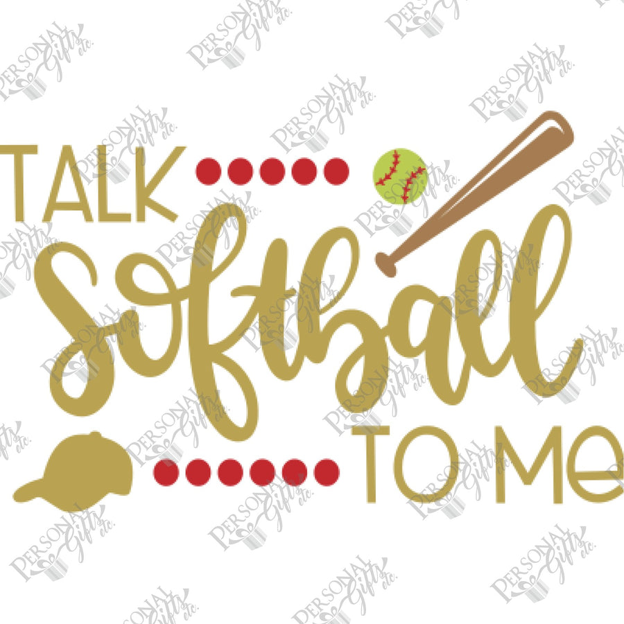 HTV- Talk Softball To Me