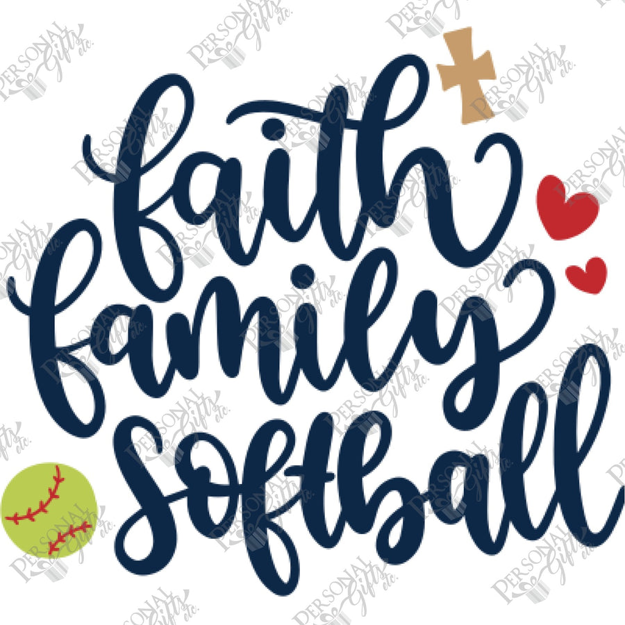 HTV- Faith, Family, Softball