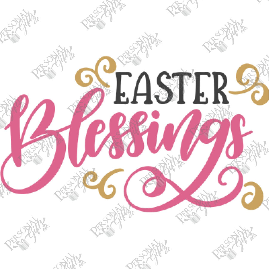 HTV- Easter Blessings