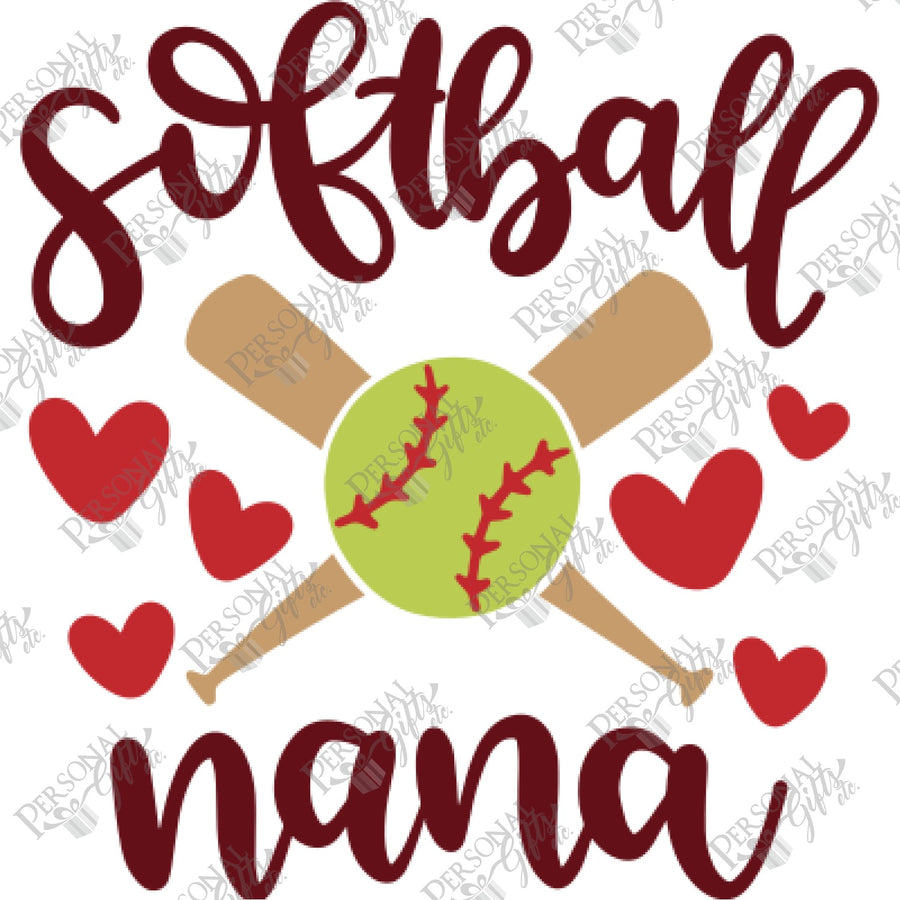 HTV- Softball Nana