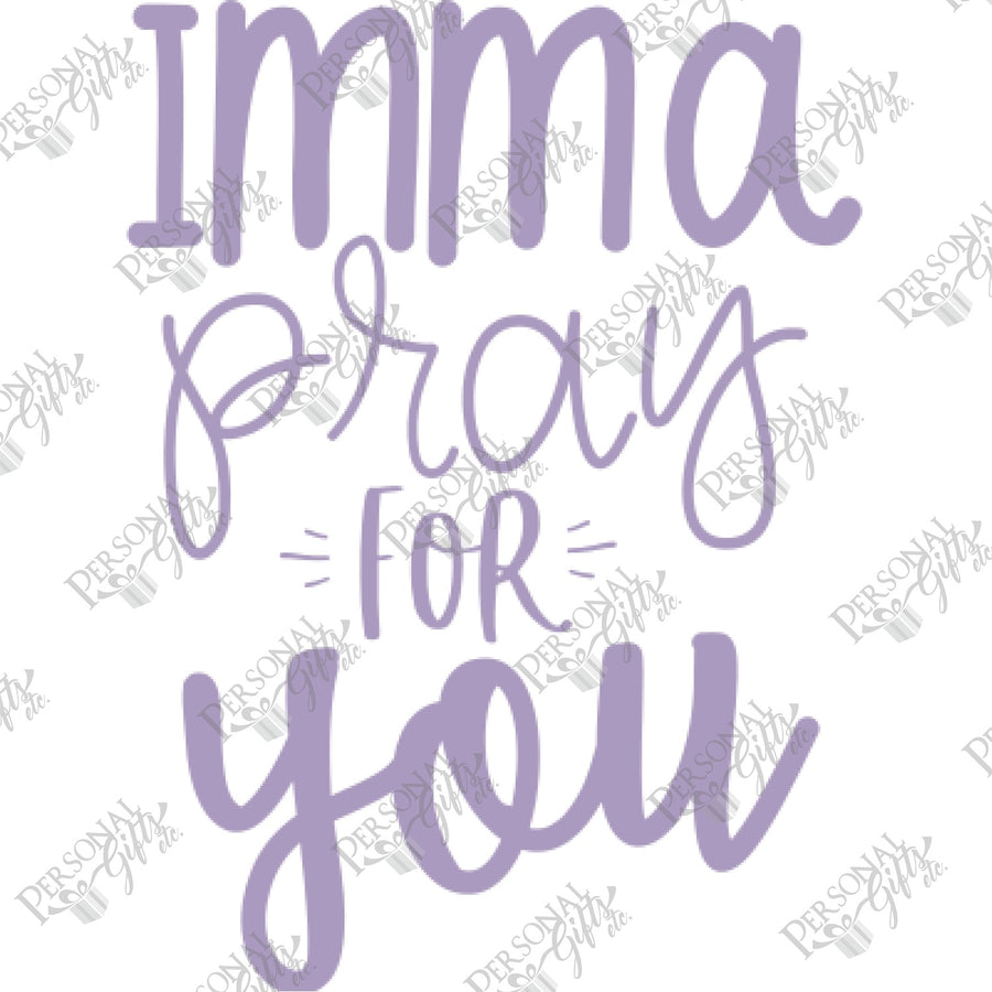 HTV- Imma Pray For You