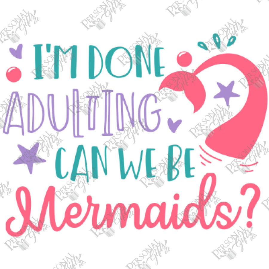 HTV- Can We Be Mermaids?