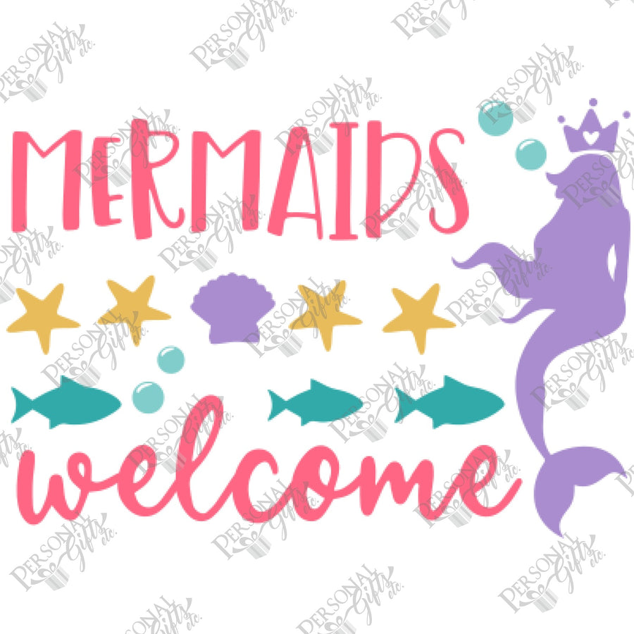 HTV- Mermaids Welcome