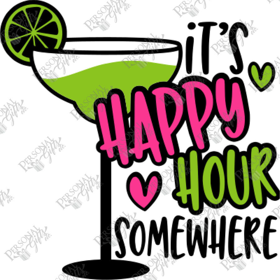HTV- It's Happy Hour Somewhere