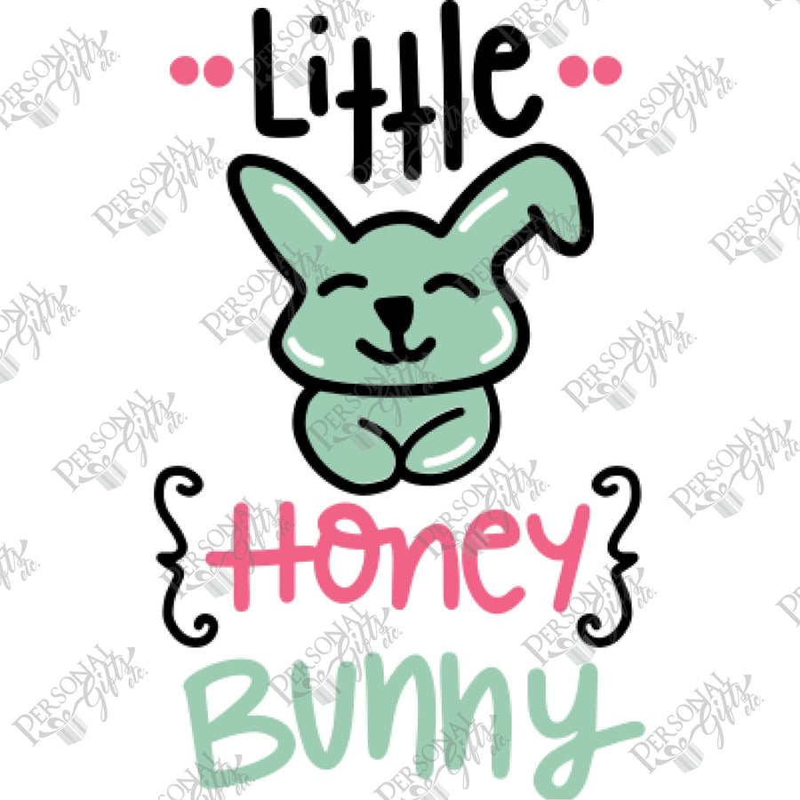 HTV- Little Honey Bunny