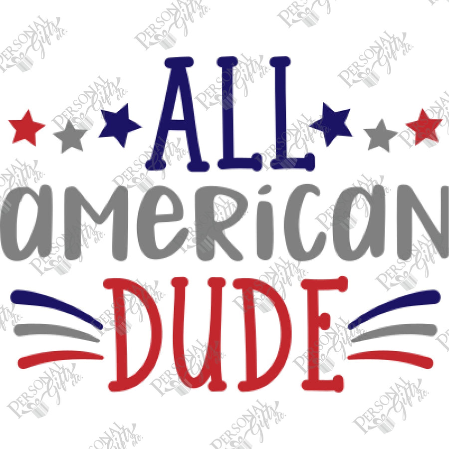 HTV- All American Dude