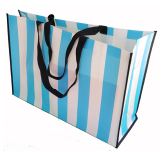 Tote, Large Stripe bag