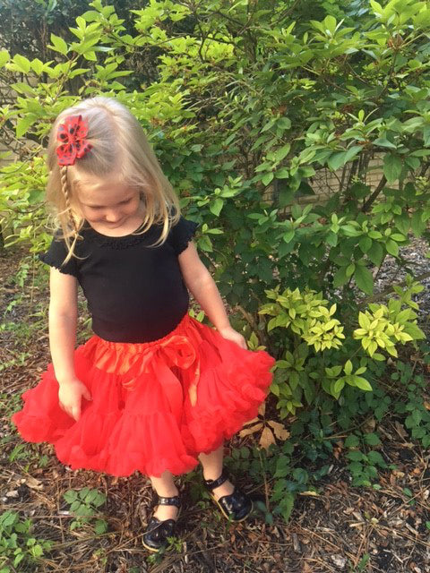 Tutu-Pettiskirt-Red