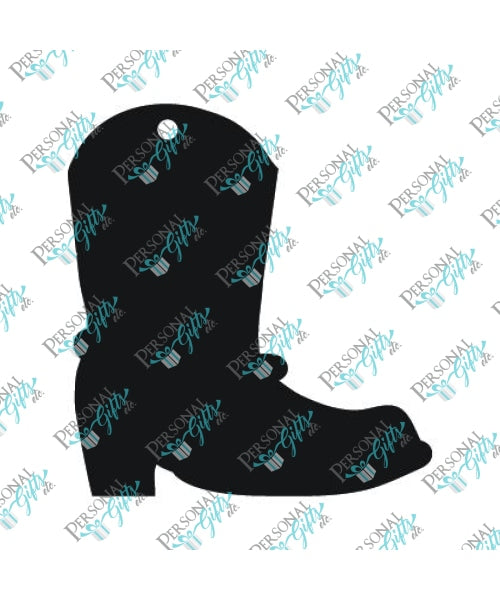 Cowboy Boot Blanks