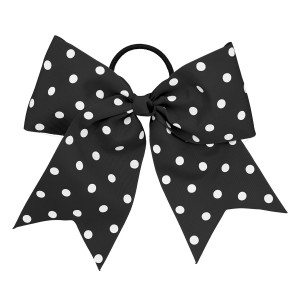 Bow-Polka Dot Basic