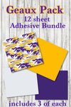 Geaux Pack Adhesive Bundle