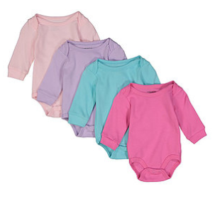 Infant Long Sleeve Creeper