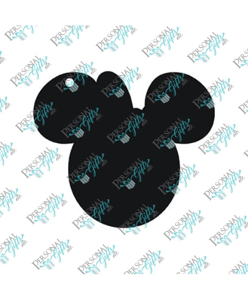 Mouse Ears With Bow Blanks