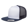 Poly Rich Trucker Hat- Great for Sublimation