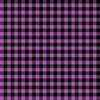 Buffalo Plaid Purple/Black