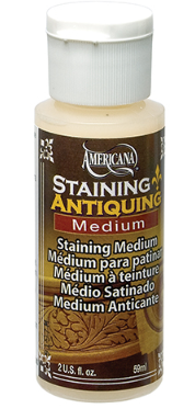 Americana Staining Antique Medium 2oz