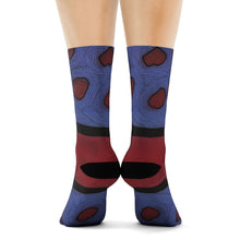 """Pieces of me"" Art Socks"