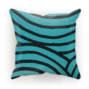 """Breaking free"" Art Pillow"