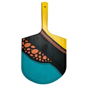 """Uncovering the path"" Pizza Paddle"