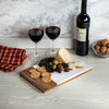 Marble & Acacia Wood Cheese Board