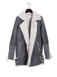 Flint Shearling Coat