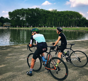 explore the gardens of Verailles on our cycling tour from Paris