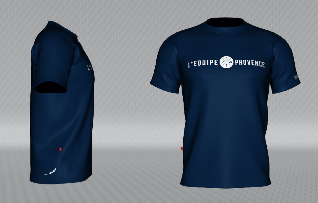 L'Equipe Provence Sprint T-Shirt Front and Side