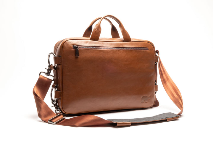 BagPack: Convertible Messenger Bag and Backpack