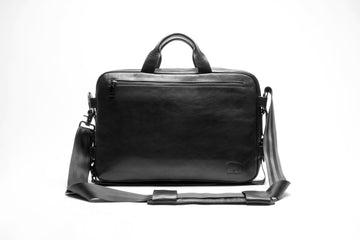 Meridian V2.0 Leather BagPack w/TSA Laptop Pocket