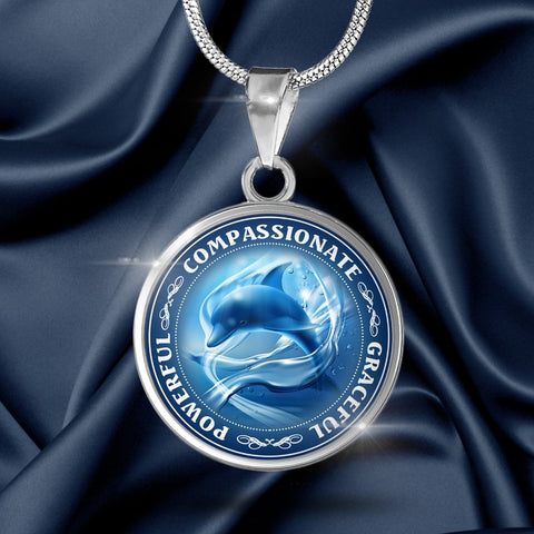 Dolphin Compassionate Necklace